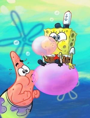 Sponge Bob Bubble