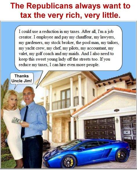 Those Rich Uncles