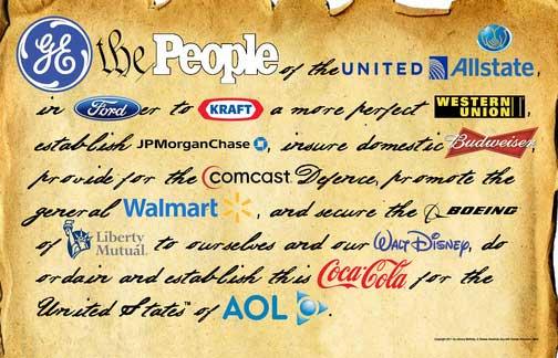 Corporatitution Preamble