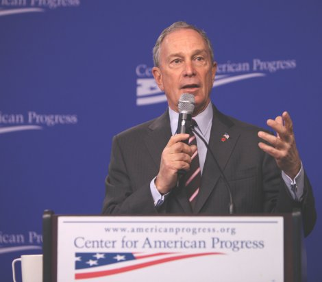 Michael Bloomberg: Center for American Progress