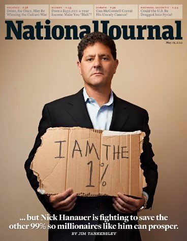 Nick Hanauer at the National Journal: The 1 Percent Solution