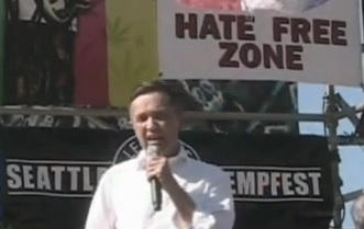 Dennis Kucinich at Seattle August 2011